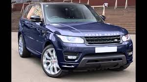 land rover evoque blue 2016 range rover loire blue youtube