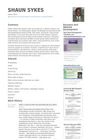 Sample Web Designer Resume by Web Consultant Resume Samples Visualcv Resume Samples Database