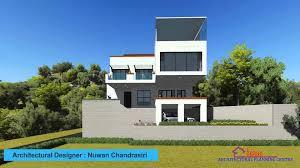 Home Design Box Type Thilina U0026 Sammani House Design Youtube