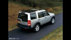 land rover lr3 off road land rover discovery 3