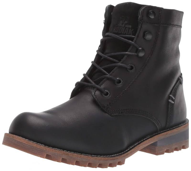 Kodiak Mahone Boot 6 In Waterproof Black Medium 7.5 US KD0A4NKLBLK-Medium-7.5