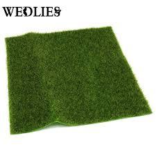tappeti verdi simulazione realistica tappeto di erba prati artificiali verdi