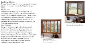ppt download 14 bay bow windows