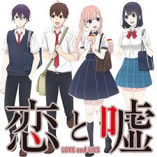 download film anime uso frederic kanashii ureshii single koi to uso op hikarinoakariost