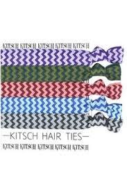 kitsch hair ties golden goddess hair ties kitsch hair inspiration