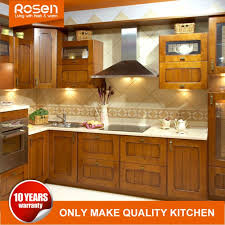 solid wood kitchen cabinets from china china customized antique pine solid wood kitchen cabinets