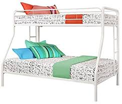 White Metal Bunk Bed Sturdy Sturdy Metal Bunk Bed With