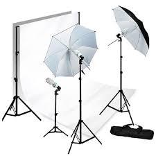Photography Lighting Photography Photo Studio 40 Umbrella Light Lighting Kit