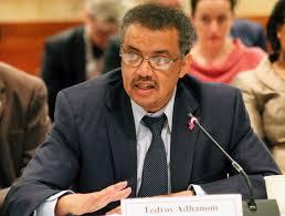meet tedros adhanom ghebreyesus the new director general of the