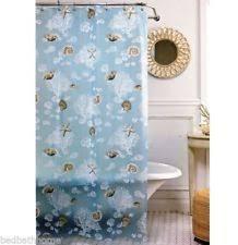Beachy Shower Curtains Island Shower Curtains Ebay