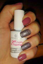 review essence gel nails at home clear gel top coat every
