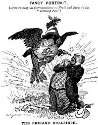 A Peep Under The Iron Curtain by Punch 26th April 1890