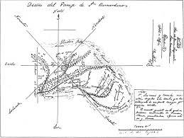 Old San Juan Map San Bernardino History U0026 Railroad Museum 1800 1849