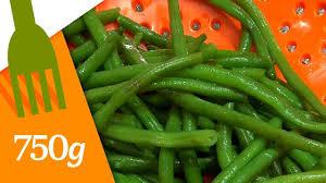 comment cuisiner les legumes cuire un légume vert 750 grammes