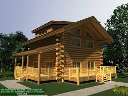 Pier Foundation House Plans by Plans Package 30x30 Log Home Builders Association