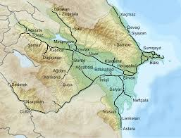 A Train Map Azerbaijan Railways Wikipedia
