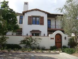exterior paint colors on pinterest spanish revival colonial and design