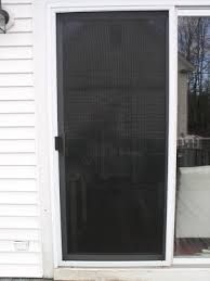 Patio Screen Doors Sliding Screen Doors Lovable Patio Screen Door Dover Projects How