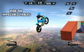 motocross madness 2 tracks impossible driving test on extreme racing tracks android apps on