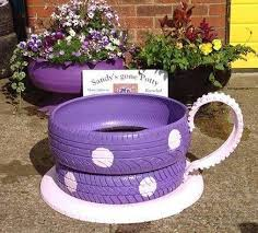 How To Use Old Tires For Decorating 25 Unique Old Tires Ideas On Pinterest Tires Ideas Tyres