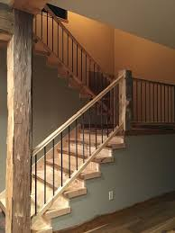 Images Of Banisters 9 Best Stairwell Rustic Design Example Images On Pinterest