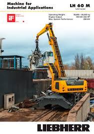 lh 60 m liebherr international deutschland pdf catalogues