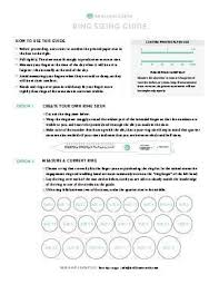 ring size how to find your ring size brilliant earth