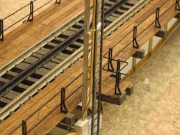 Brass Handrails Piano Wire For Hand Rails O Gauge Railroading On Line Forum