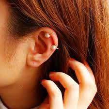 s ear cuffs pearl ear cuffs mara jaxon