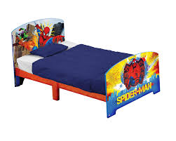 cool spiderman bedding ideas