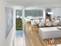3d internal render for a building company perth wa for the
