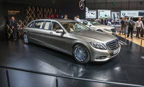 revealed 2016 mercedes maybach pullman u2013 news u2013 car and driver