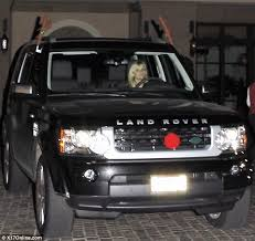 reindeer antlers for car reese witherspoon injects christmas spirit into car with a