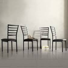 Metal Armchair Metal Dining Room U0026 Kitchen Chairs Shop The Best Deals For Nov