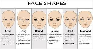 pictures of hairstyles for oblong face shapes best hairstyle for your face shape best hairstyle photos on