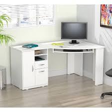 Corner Desk White Contemporary White Corner Desks Tcg