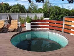 william poole designs deck around pool plans home design ideas round loversiq