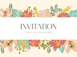 Mcdonalds Invitation Card Event Invitation Card Design Vector Professional Resumes Sample