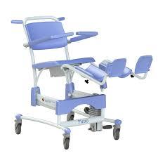 flexo shower toilet chair lopital en