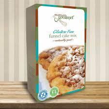 gluten free bakery mixes funnel cake mix