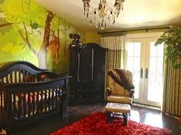 bedroom cool safari print decor jungle theme decoration jungle