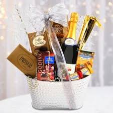 new year gift baskets new year s in basket gift holidays and craft gifts