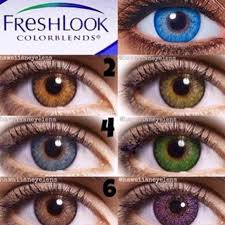 Contacts For Color Blindness Correction Best 25 Fresh Look Contact Lenses Ideas On Pinterest Fake