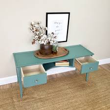 Media Console Tables by Tv Media Console Teal Console Table Painted Furniture Behind