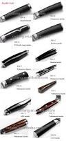 vg10 makar tower handle vertical stripes blade damascus knife