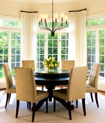 Window Treatments For Bay Windows In Dining Rooms Bathroom Personable Images About Bay Windows Brick Window