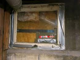 Glass Block For Basement Windows by Glass Block Window Installation For A Basement Window