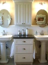 bathroom pedestal sink cabinet small pedestal sink bathroom with cabinet marvelous storage wrap