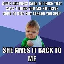 Make My Own Meme - til to always mind my own damn business meme guy