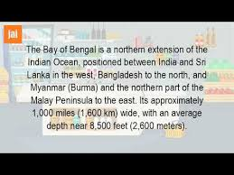 how deep is the bay of bengal youtube